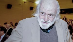 Πέθανε σε ηλικία 98 ετών ο ποιητής Νάνος Βαλαωρίτης, Παρασκευή 13 Σεπτεμβρίου 2019 (EUROKINISSI/ ΦΩΤΟΓΡΑΦΙΑ ΑΡΧΕΙΟΥ )
