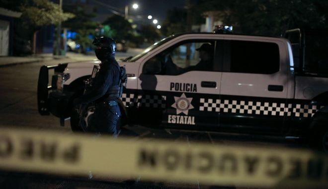 Μεξικό αστυνομία