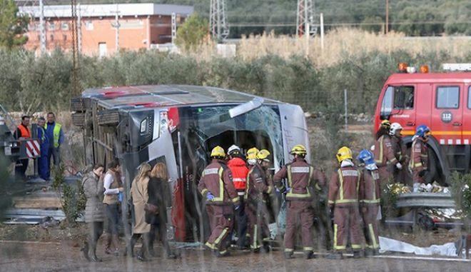 Φοιτήτρια από τον Βόλο, τραυματίας στο δυστύχημα στην Ισπανία