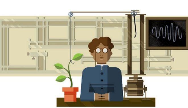 Jagadish Chandra Bose: Αφιερωμένο στον φυσικό το σημερινό Doodle