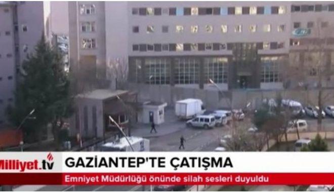 Τουρκία: Ένας νεκρός και ένας τραυματίας από πυροβολισμούς στην Γκαζίαντεπ