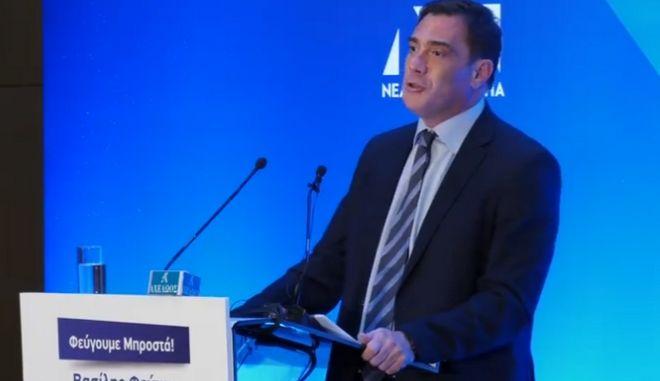 Φεύγας: Ο Τσίπρας ξέρει ότι θα ηττηθεί στις ευρωεκλογές και κατασκευάζει ειδήσεις για τον Μητσοτάκη