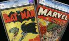 Τεύχη του Batman και της Marvel σε δημοπρασία (ΑΡΧΕΙΟΥ)