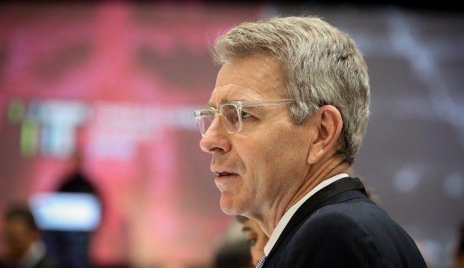 Ο Αμερικανός πρέσβης στην Ελλάδα, Τζέφρι Πάιατ