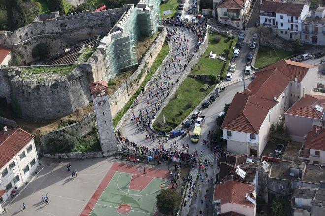 'Ο Δρόμος του Γιοφυριού'. Drone με το Γεφύρι της Άρτας από ψηλά