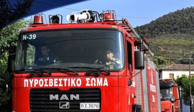 Πυροσβεστικά οχήματα (Αρχείο)