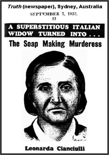 Μηχανή του Χρόνου: Η δολοφόνος που έφτιαχνε κέικ με τα θύματα της