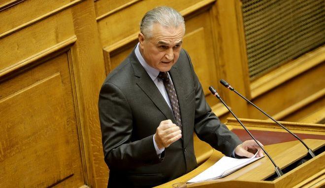 Ο βουλευτής της ΝΔ, Σάββας Αναστασιάδης