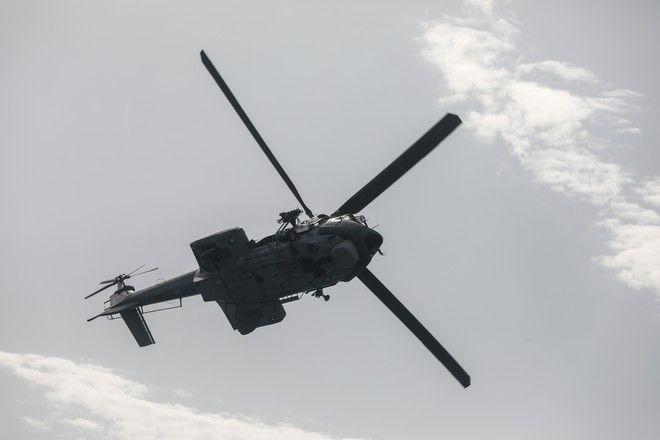 Επίδειξη της Πολεμικής Αεροπορίας στην παραλία του Φλοίσβου στο Παλαιό Φάληρο