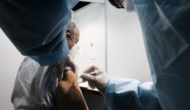Εμβολιασμός κατά του κορονοϊού στη Γερμανία