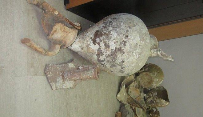 Μουσείο είχε κάνει το σπίτι του 45χρονος αρχαιοκάπηλος