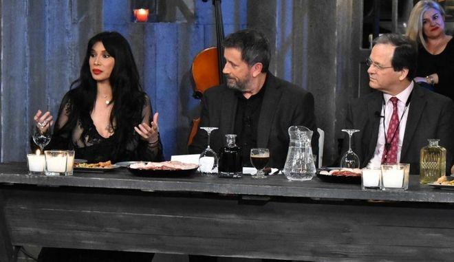 """Τι τηλεθέαση έκανε το """"Στην Υγειά μας"""" που επέστρεψε με Πάολα στο Σαββατόβραδο"""