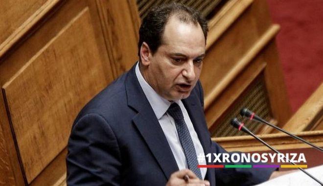 Σπίρτζης στο News247: Η κυβέρνηση έχει ήδη δείξει ότι δεν είναι σαν τις προηγούμενες