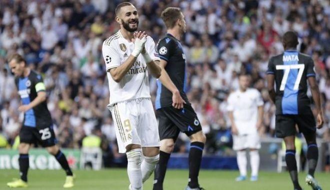 Champions League: Γλίτωσε το ναυάγιο η Ρεάλ, 2-2 με Μπριζ