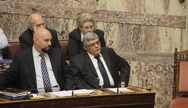 ΑΘΗΝΑ-ΒΟΥΛΗ- Συζήτηση στη Βουλή για την πορεία της οικονομικής διαπραγμάτευσης της κυβέρνηση Σ ΣΥΡΙΖΑ-ΑΝΕΛ.(Eurokinissi- ΚΟΝΤΑΡΙΝΗΣ ΓΙΩΡΓΟΣ)