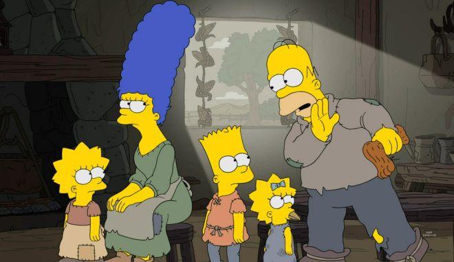 Η οικογένεια Σίμπσον