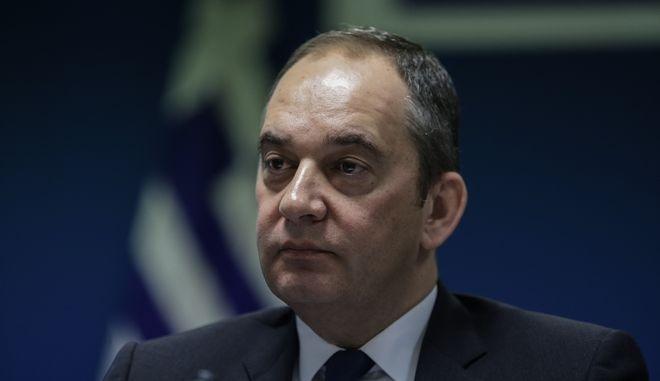 Γιάννης Πλακιωτάκης (EUROKINISSI/ΓΙΑΝΝΗΣ ΠΑΝΑΓΟΠΟΥΛΟΣ)
