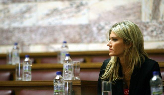 Στιγμιότυπο από την συνεδρίαση της Κοινοβοελυτικής Ομάδας του ΠΑΣΟΚ,,Δευτέρα 12 Σεπτεμβρίου 2011  (EUROKINISSI/ ΤΑΤΙΑΝΑ ΜΠΟΛΑΡΗ)