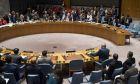 Σύγκληση του Συμβουλίου Ασφαλείας του ΟΗΕ