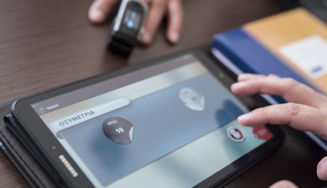 Το Ίδρυμα Vodafone ενισχύει το πρόγραμμα Τηλεϊατρικής και μέσω της τεχνολογίας βρίσκεται δίπλα σε κάθε πολίτη