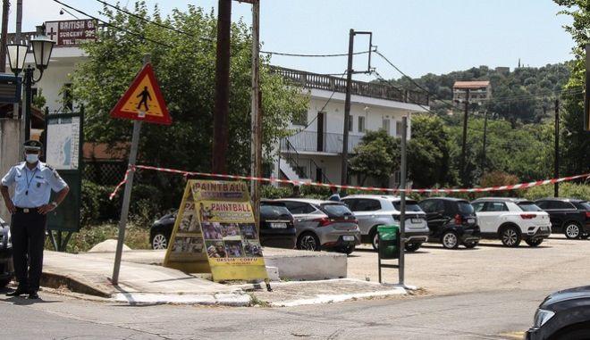 Έγκλημα στην Κέρκυρα: Σχεδόν εξ επαφής στο κεφάλι οι πυροβολισμοί των δύο θυμάτων