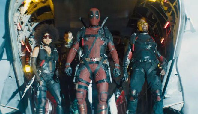 Το τρέιλερ του 'Deadpool 2' είναι αυτό που περιμένεις