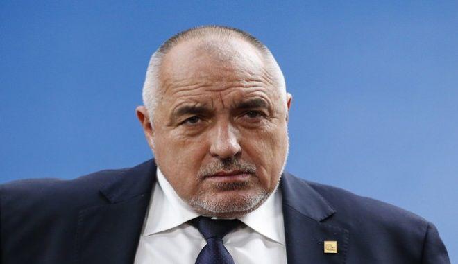 O πρωθυπουργός της Βουλγαρίας, Μπόικο Μπορίσοφ