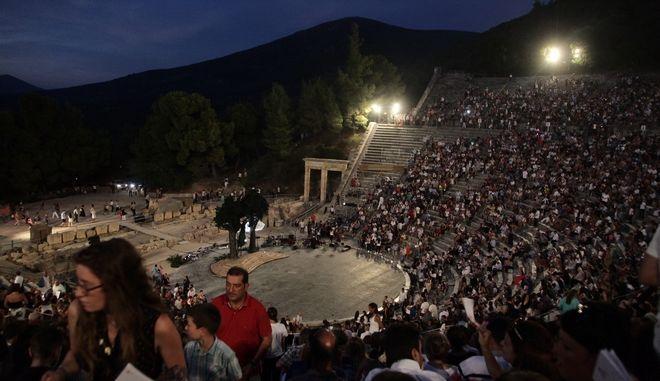 Ξεκινάει η προπώληση του Φεστιβάλ Αθηνών και Επιδαύρου 2019