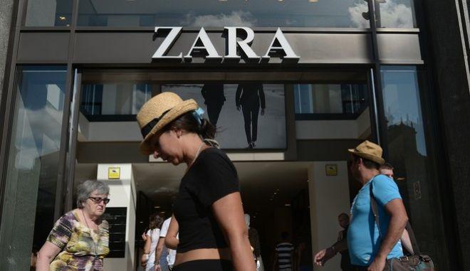 Καταστήματα Zara
