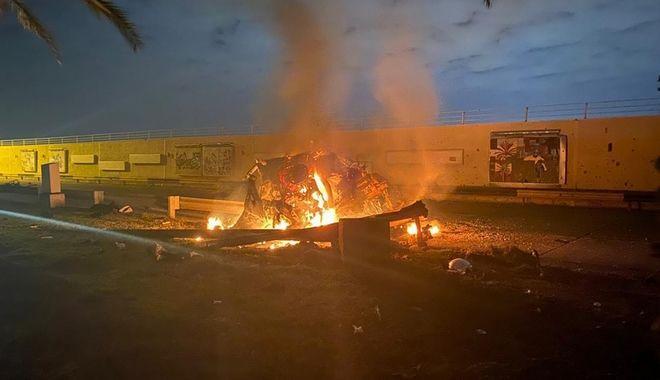 Δολοφονία Σουλεϊμανί στο Ιράκ