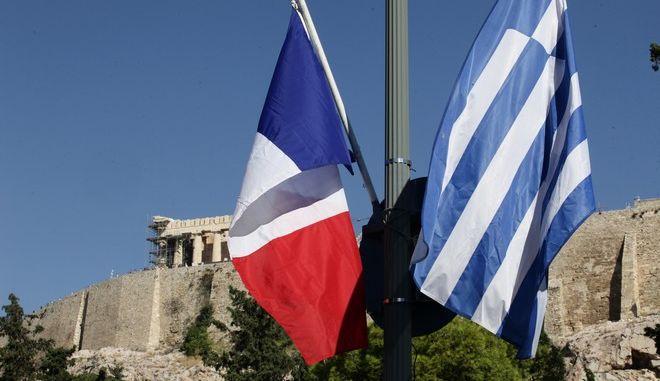 Στην Αθήνα υψηλόβαθμα στελέχη της Γαλλικής Γραμματείας Πολιτικής Προστασίας
