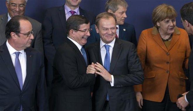 Le Monde: Η Ευρώπη γυρίζει σελίδα. Η Άγκυρα γίνεται πάλι Υψηλή Πύλη