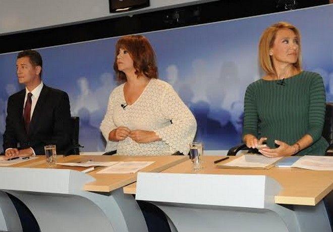Debate: Οι στιλιστικές επιλογές των πολιτικών αρχηγών και των δημοσιογράφων
