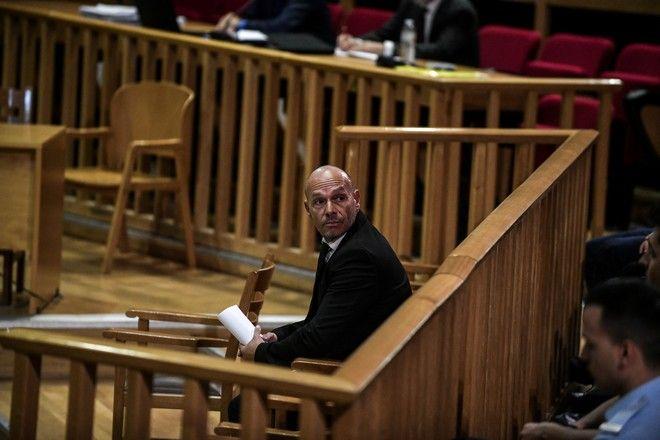 Απολογία του πρώην βουλευτή της Χρυσής Αυγής Αντώνη Γρέγου