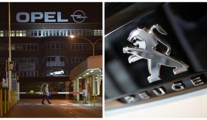 Η Opel πωλήθηκε στην Peugeot