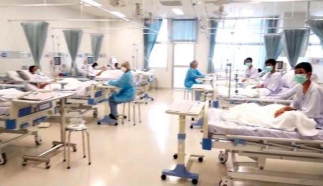 Τα παιδιά στο νοσοκομείο