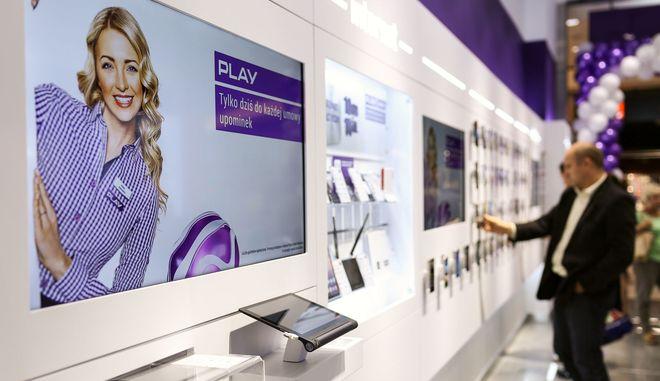 Play: Κι όμως η Νο1 εταιρεία κινητής τηλεφωνίας στην Πολωνία είναι ελληνικών συμφερόντων