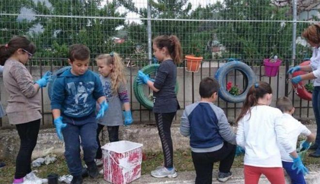 Πάνω από 1.000 συμμετείχαν στη Σχολική Εβδομάδα Εθελοντισμού