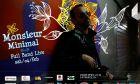 Ο Monsieur Minimal Full Band Live @ six d.o.g.s