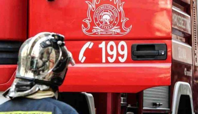 Χαλκιδική: Ολοσχερώς κάηκε μονοκατοικία στη Νέα Ηράκλεια