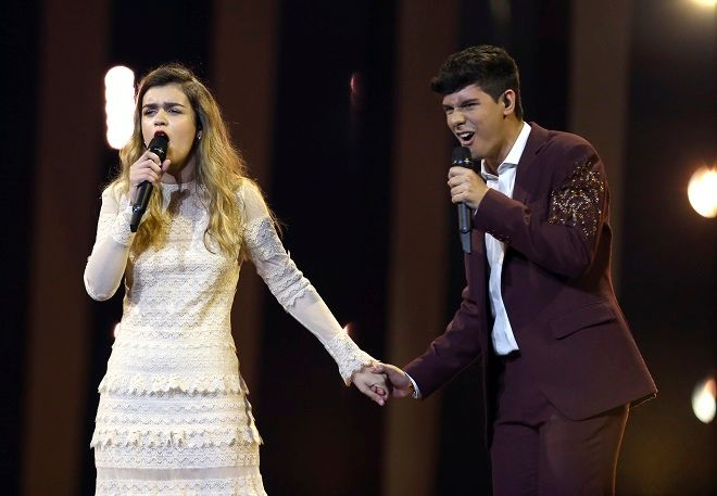 H Aμάια και ο Αλφρέντ από την Ισπανία θα τραγουδήσουν στην Eurovision 2018 το
