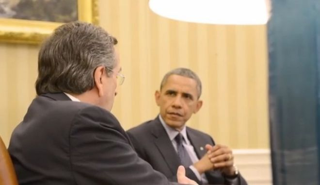 """ΣΥΡΙΖΑ: """"Θύμα"""" της μονταζιέρας ακόμη και ο πρόεδρος των ΗΠΑ"""