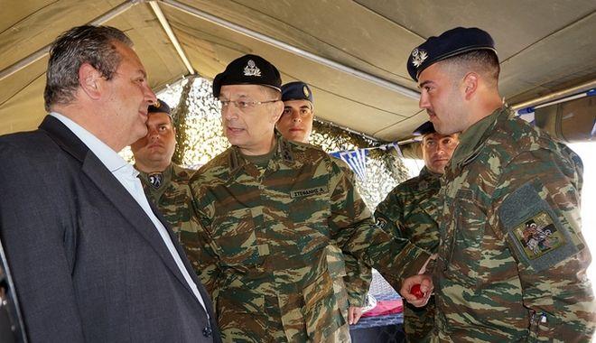 Καμμένος από Οινούσσες: Ευχόμαστε να έλθεί γρήγορα η λευτεριά για τους δύο στρατιωτικούς