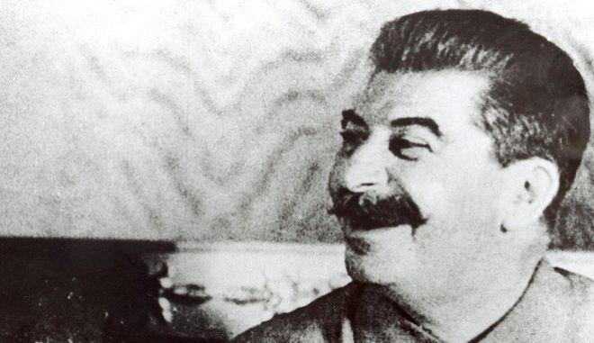 Ο Γιόζεφ Στάλιν τον Σεπτέμβριο του 1942