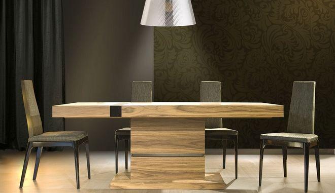 Το αλφαβητάρι του ξύλου: Ποιο είναι το κατάλληλο για την τραπεζαρία σου