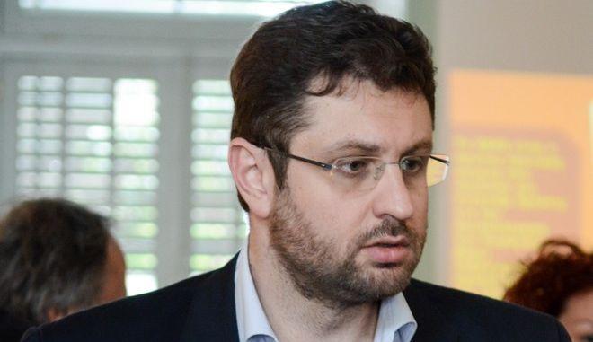 Ο πρώην διευθυντής της ΚΟ του ΣΥΡΙΖΑ, Κώστας Ζαχαριάδης