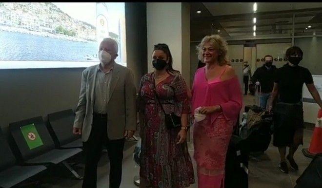 MasterChef: Με τιμές η υποδοχή της Μαργαρίτας Νικολαΐδη στη Μυτιλήνη