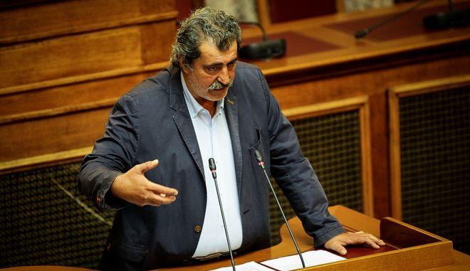 Ο Παύλος Πολάκης