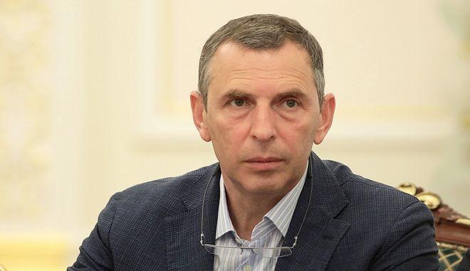 Ο Σεργκέι Σέφιρ, κορυφαίος σύμβουλος του προέδρου της Ουκρανίας Βολοντίμιρ Ζελένσκι