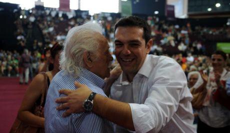 Ο Γλέζος στο ευρωψηφοδέλτιο του ΣΥΡΙΖΑ, μετά την αποπομπή Σουμπιχά...